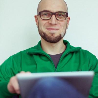 Portrait von Daniel Ehniss