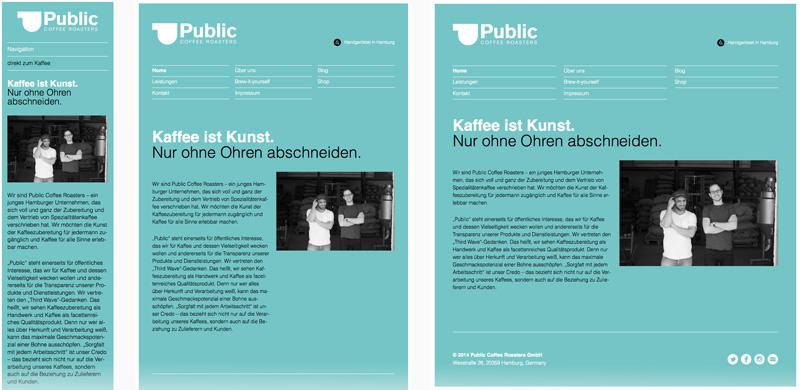 Public Coffee Roasters –Handgerösteter Kaffee aus Hamburg