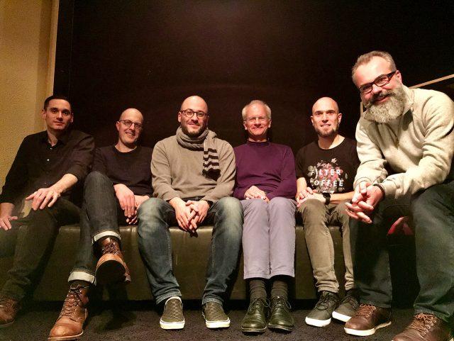 Die Teilnehmer des Homebrew Website Club am 20.02.2019 in Karlsruhe